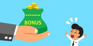 bonus od pierwszej wpłaty