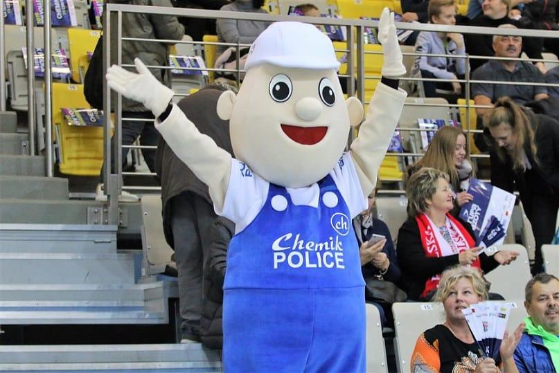 Liga Mistrzyń: Chemnik Police vs Dinamo Moskwa