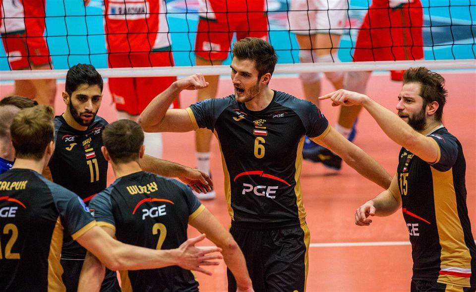 Liga Mistrzów [M]: Berliv Recycling Volleys vs PGE Skra Bełchatów (Fot.: CEV)