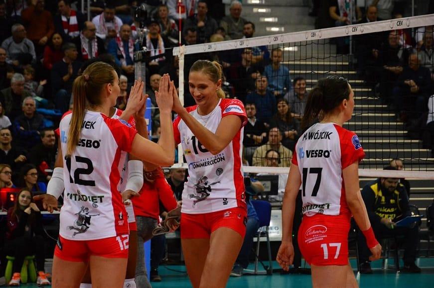 Puchar Polski siatkarek: Czas półfinałów!