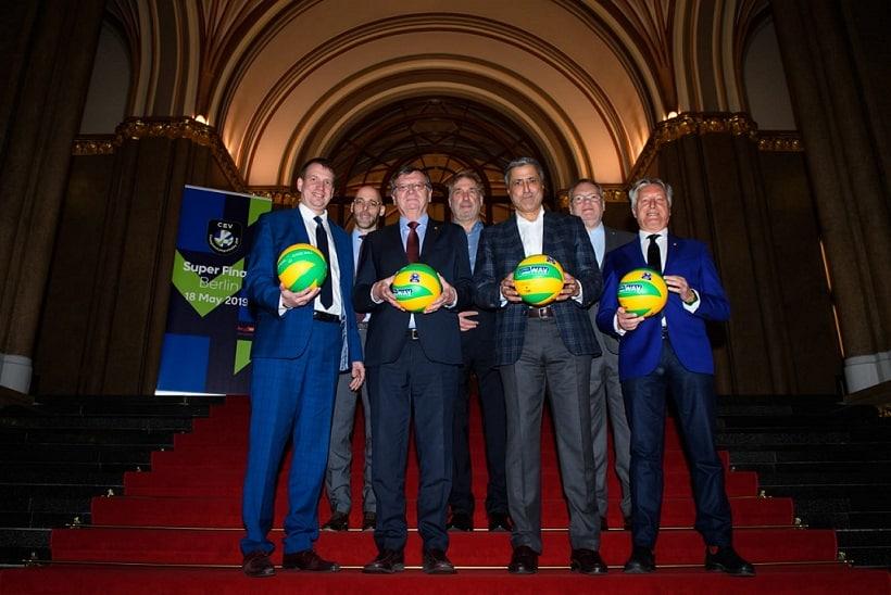 Berlin gospodarzem finałów siatkarskiej Ligi Mistrzów CEV! (Fot.: CEV)