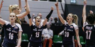 Montreux Volley Masters: Półfinałowy piątek