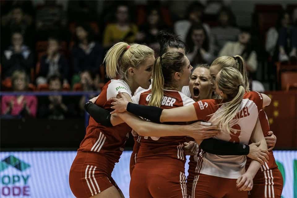 Montreux Volley Masters: Polki zawalczą o półfinał!