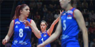 SLNk: Polki z Tajkami, Serbki podejmują Turczynki! (Fot.: FIVB/volleyball.world)