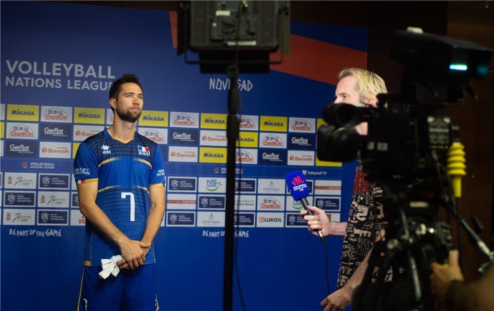 Kevin Tillie wraca do PlusLigi, zagra w ONICO Warszawa! (Fot.: FIVB/volleyball.world)