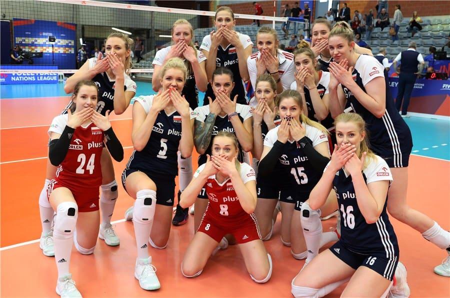 SLNk: Chiński test Biało-Czerwonych, grają też Amerykanki z Turczynkami! (Fot.: FIVB/volleyball.world)