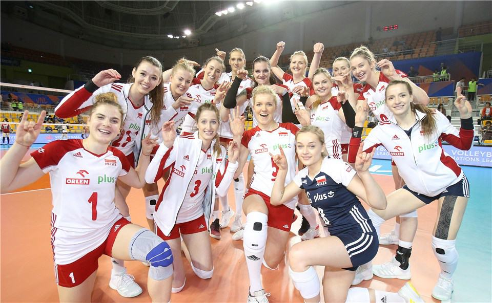 SLNk: Polska kontra Dominikana, stawką Final Six! (Fot.: FIVB/volleyball.world)