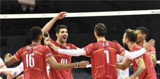 SLNm: Grają też Brazylijczycy, Amerykanie i Francuzi. (Fot.: FIVB/volleyball.world)