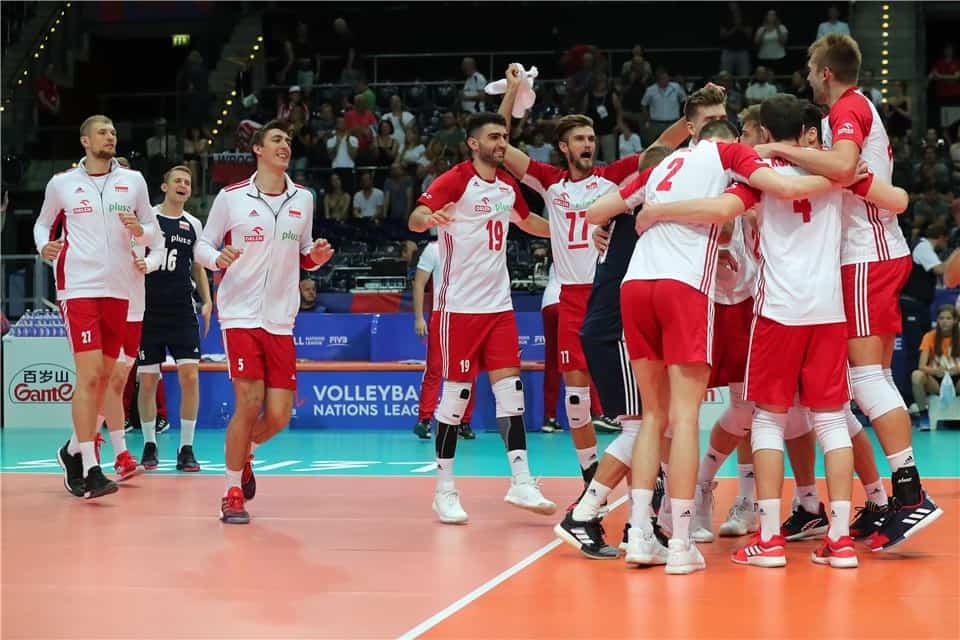 SLNm: Biało-Czerwoni już dziś mogą zapewnić sobie Final Six! (Fot.: FIVB/volleyball.world)