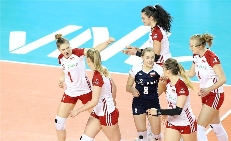 SLNk: Polki o krok od Final Six! (Fot.: FVB/volleyball.world)