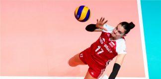 Polki w Final Six, Smarzek najlepiej punktującą Siatkarskiej Ligi Narodów! (Fot.: FIVB/volleyball.world)