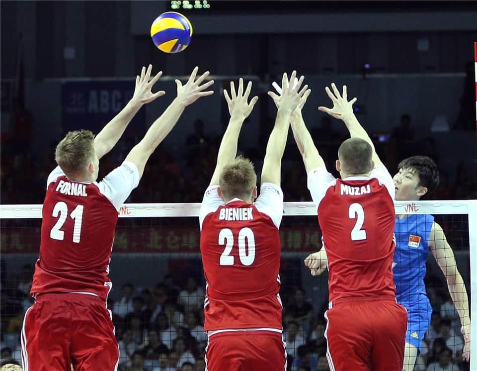 SLNm: Polska kontra Rosja na inaugurację trzeciego weekendu (Fot.: FIVB/volleyball.world)