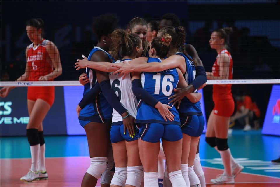 Trzeci Dzień Final Six SLN 2019 w Nanjing! (Fot.: FIVB/volleyball.world)