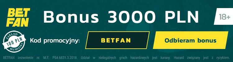 betfan bukmacher bonus